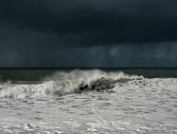 Photograph - A Dark Cloud by Robert Potts