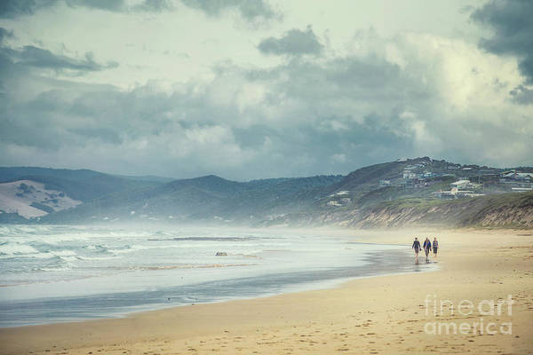 Wall Art - Photograph - A Day At The Seaside by Evelina Kremsdorf