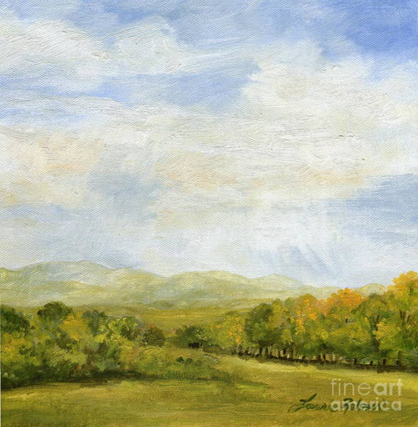 Painting - A Day In Autumn by Laurie Rohner