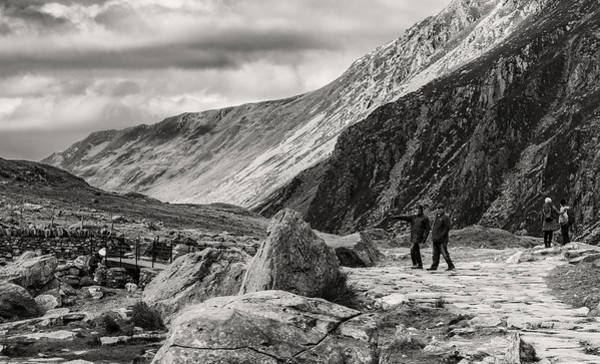 Photograph - A Day In The Hills by Nick Bywater
