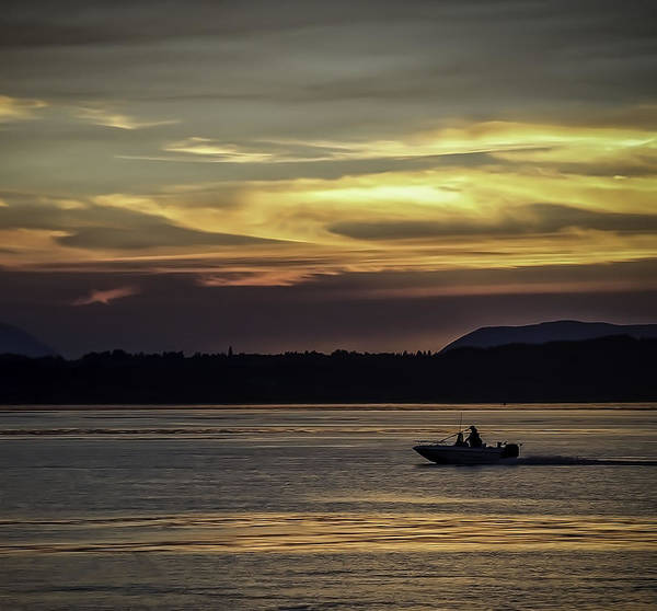 Photograph - A Day Of Fishing by Barry Weiss