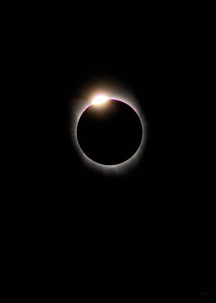 Photograph - A Diamond Ring For The Earth by Greg Norrell