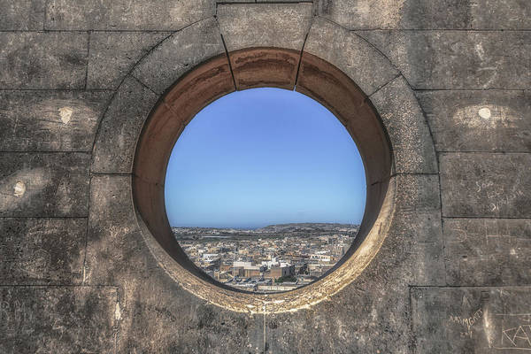 Gozo Wall Art - Photograph - A Different View On Gozo by Chris Fletcher
