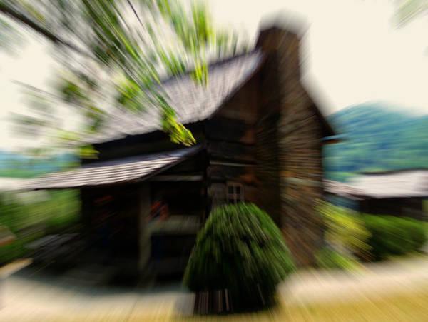 Digital Art - A Distant Memory by Chris Flees