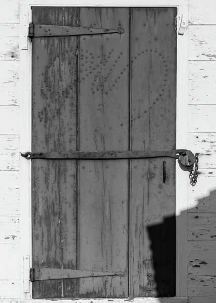Royal Colony Photograph - A Door With Character by Teresa Mucha
