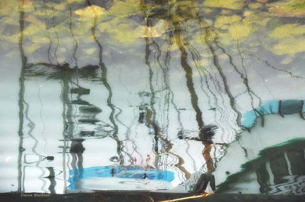 Wall Art - Photograph - A Dream Of Sailing by Donna Blackhall