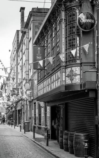 Photograph - A Dublin Street by Georgia Fowler