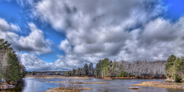 Photograph - A Dusting Of Snow by David Patterson