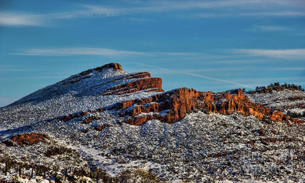 Photograph - A Dusting Of Snow by Jon Burch Photography