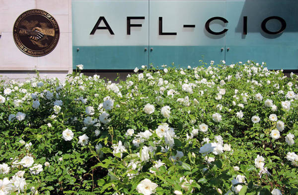 Member Of Congress Wall Art - Photograph - A F L -- C I O National Headquarters by Cora Wandel