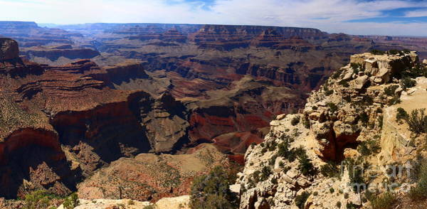 Wall Art - Photograph - A Fabulous Grand Canyon View  by Christiane Schulze Art And Photography