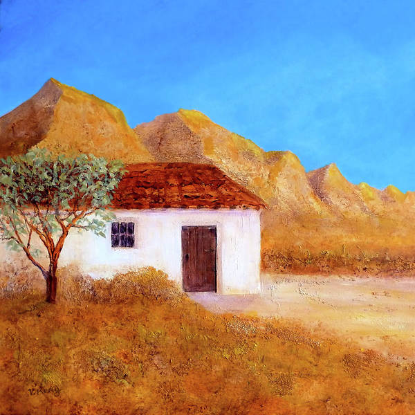 Painting - A Finca In Spain by Valerie Anne Kelly