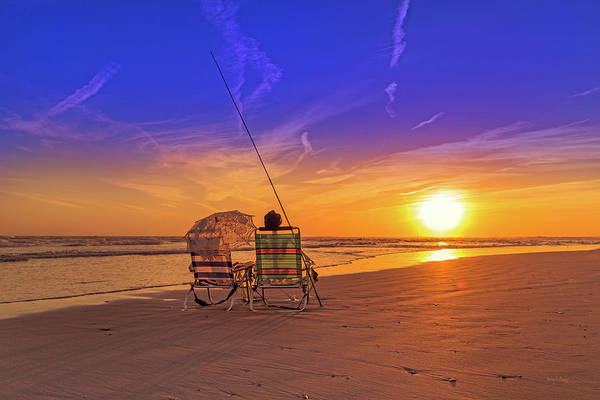 Grateful Dead Photograph - A Fisherman's Life by Betsy Knapp