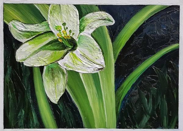 Painting - A Flower   35 by Cheryl Nancy Ann Gordon