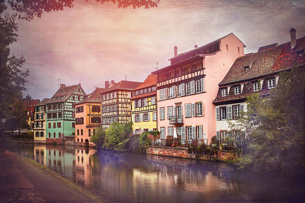 Alsace Wall Art - Photograph - A French Toast by Carol Japp