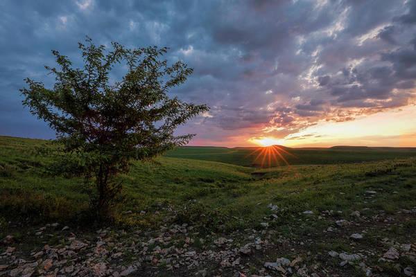 Photograph - A Friday Sunset by Scott Bean