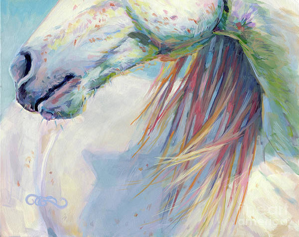 Wall Art - Painting - A Gentle Breeze by Kimberly Santini