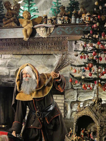 Photograph - A German Christmas by Richard Reeve