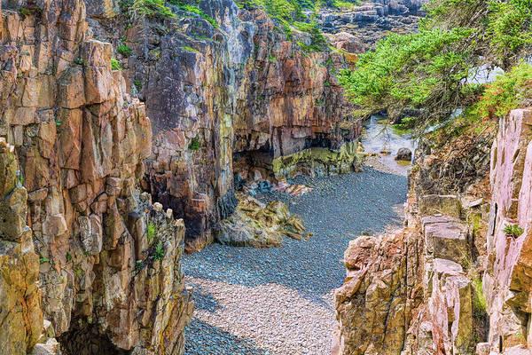 Photograph - A Gorgeous Gorge by John M Bailey