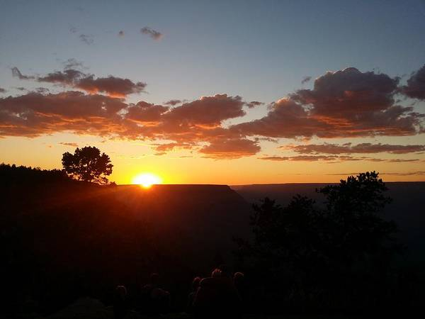 Photograph - A Grand Sunset by Sarah Marie