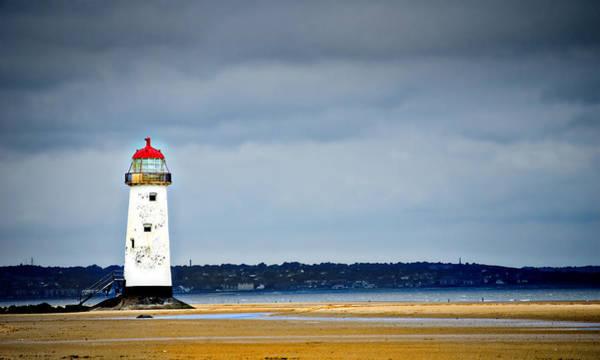 Photograph - A Guiding Light by Meirion Matthias