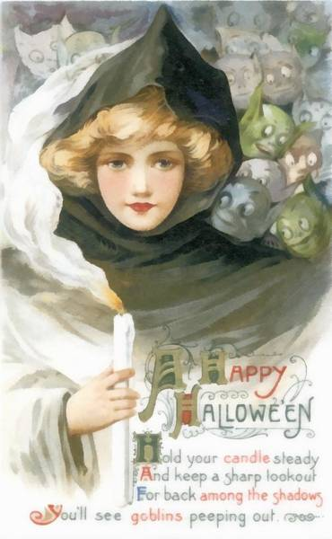 Wall Art - Photograph - A Happy Halloween by Unknown