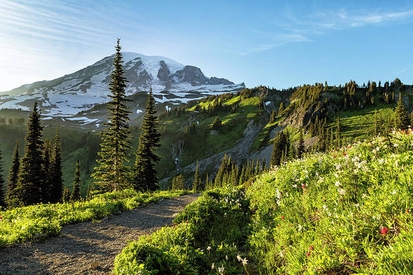 Photograph - A Hike To Remember by Belinda Greb