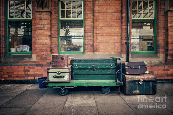 Wall Art - Photograph - A Journey Into Yesterday by Evelina Kremsdorf