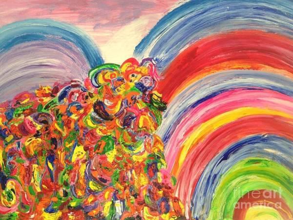 Painting - A Joyful Noise by Sarahleah Hankes