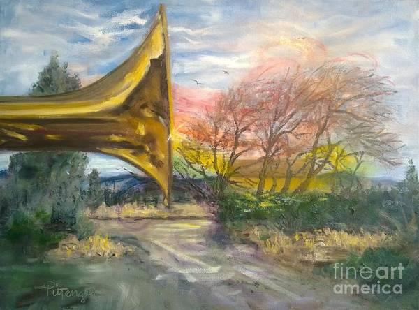 Painting - A Joyful Sound by Lori Pittenger
