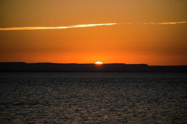 Photograph - A La Paz Sunset by Matt Swinden