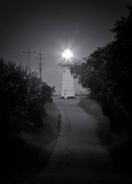 Photograph - A Light In A Dark Place by Nicholas Blackwell