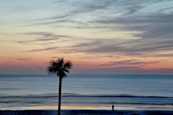 Photograph - Daytona Beach Sunrise by Kay Brewer