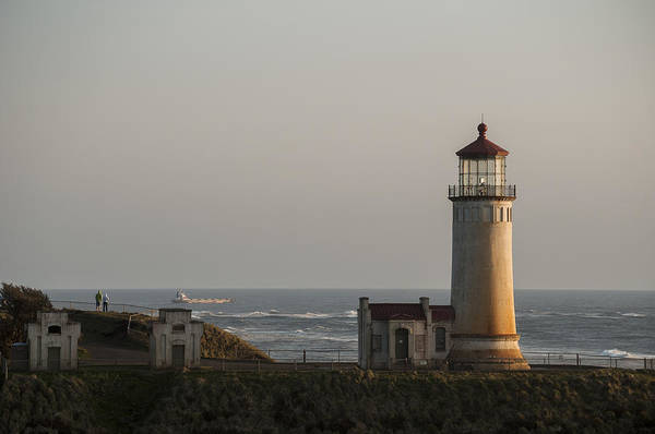 Photograph - A Lighthouse View by Robert Potts