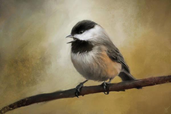 Painting - A Little Attitude by Jai Johnson