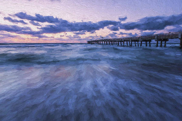 Lake Worth Wall Art - Digital Art - A Little Closer II by Jon Glaser