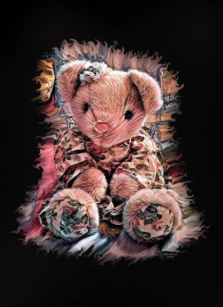 Digital Art - A Little Girl's Dream by Artful Oasis