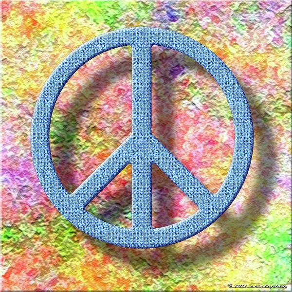 A Little Peace Art Print