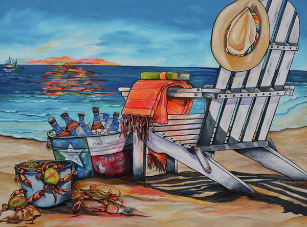 Painting - A Little Piece Of Texas Heaven by Patti Schermerhorn