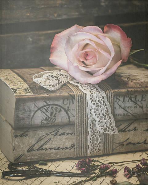 Photograph - A Little Romance Vertical by Teresa Wilson