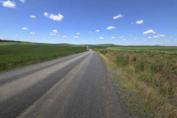Photograph - A Long Drive by Jon Glaser