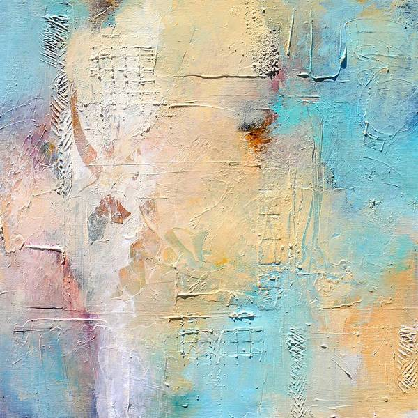 Wall Art - Painting - A Long Time Coming by Karen Hale