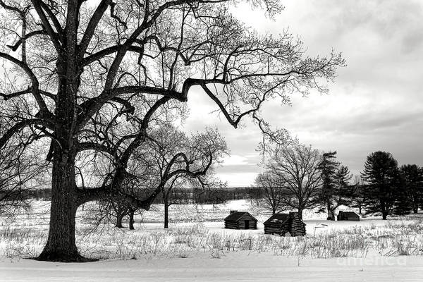 Wall Art - Photograph - A Long Winter In Valley Forge by Olivier Le Queinec