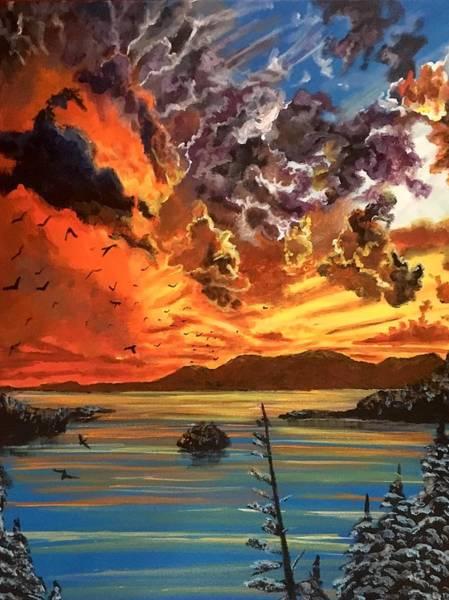 Painting - A Million Dreams by Joel Tesch