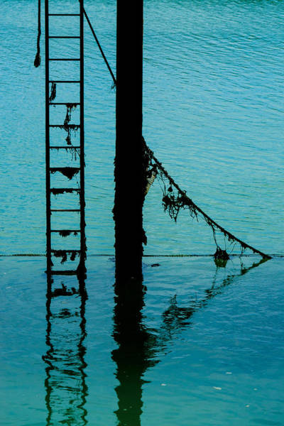 Photograph - A Modicum Of Maritime Minimalism by Chris Lord