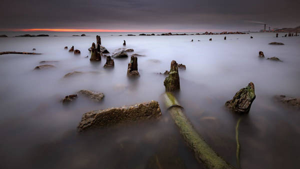 Photograph - A Mooring Mood by Josh Eral