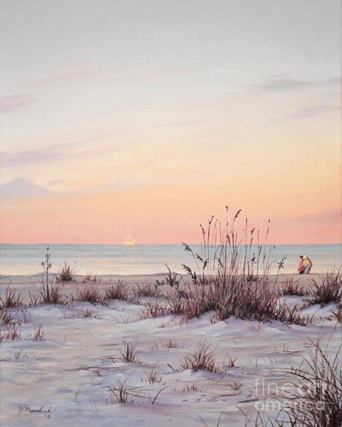 Painting - A Morning Stroll by Joe Mandrick