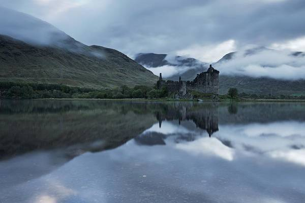Photograph - A Murky Dawn At Loch Awe by Stephen Taylor