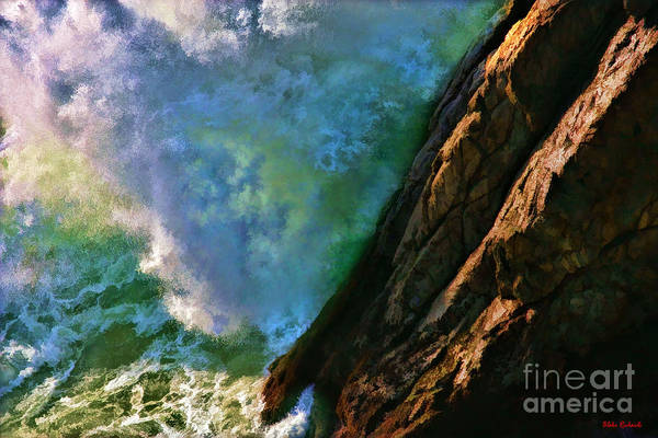 Photograph - A Mysterios Wave by Blake Richards
