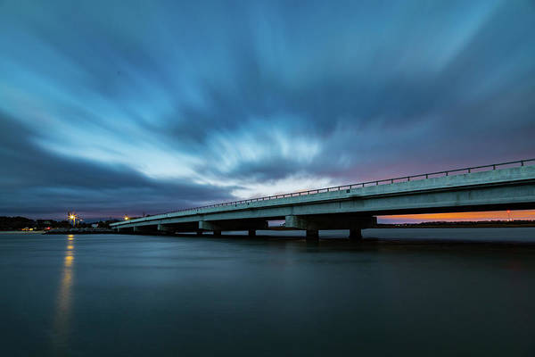 Photograph - A New Day - Breach Inlet by Donnie Whitaker
